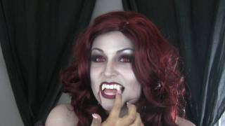 Halloween Makeup Tutorial #1: Twilight Inspired Sexy Vampire Part II