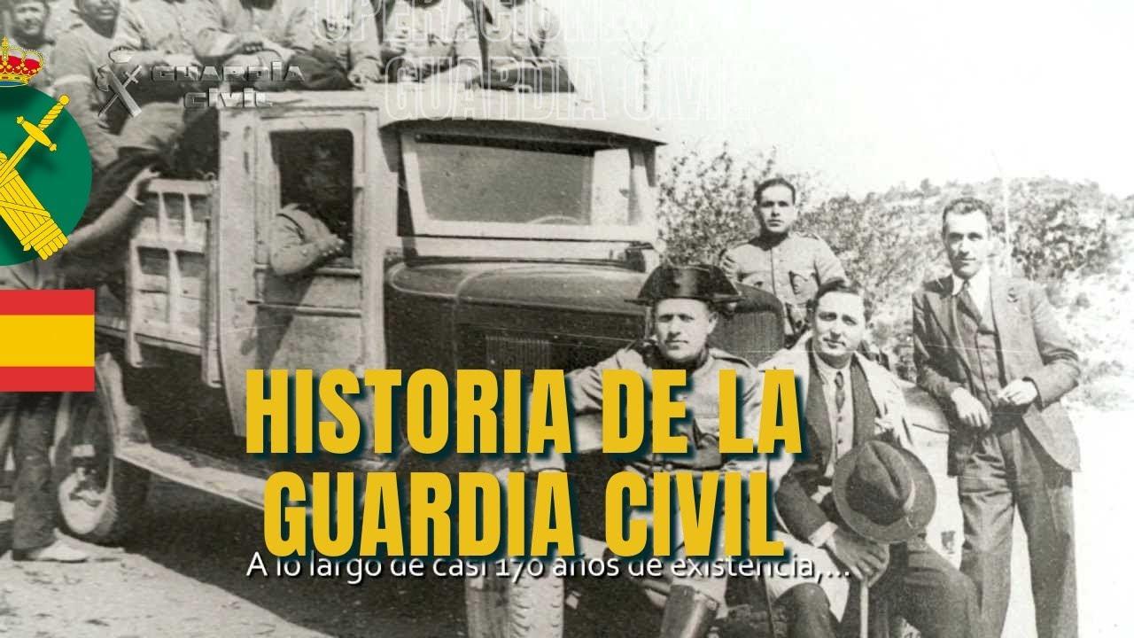 Historia de la guardia civil youtube - Fotos antiguas de macael ...