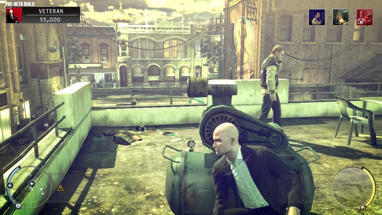 Hitman Absolution Streets Of Hope E3 2012 Playthrough Europe