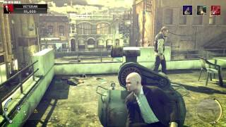 "Hitman Absolution - ""Streets of Hope"" E3 2012 Playthrough [Europe]"