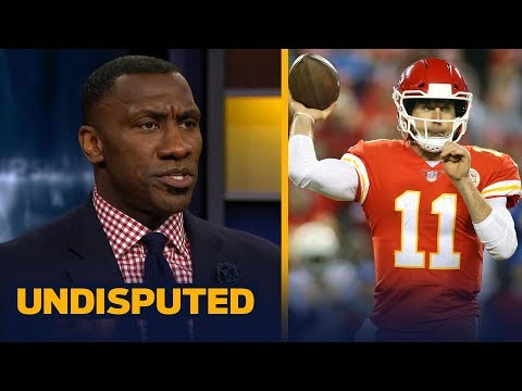 Shannon Sharpe thinks the Alex Smith trade was 'not a good move' for Washington | UNDISPUTED