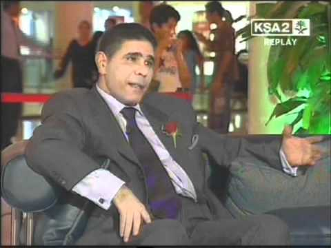 Mr.Hussein Hatata Vice President -akmc in Saudi Television