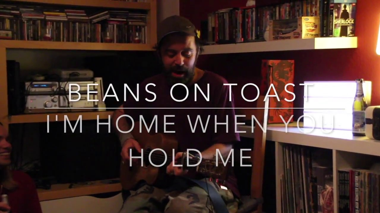 Beans On Toast Im Home When You Hold Me Jamie Lilly Live In Hannover