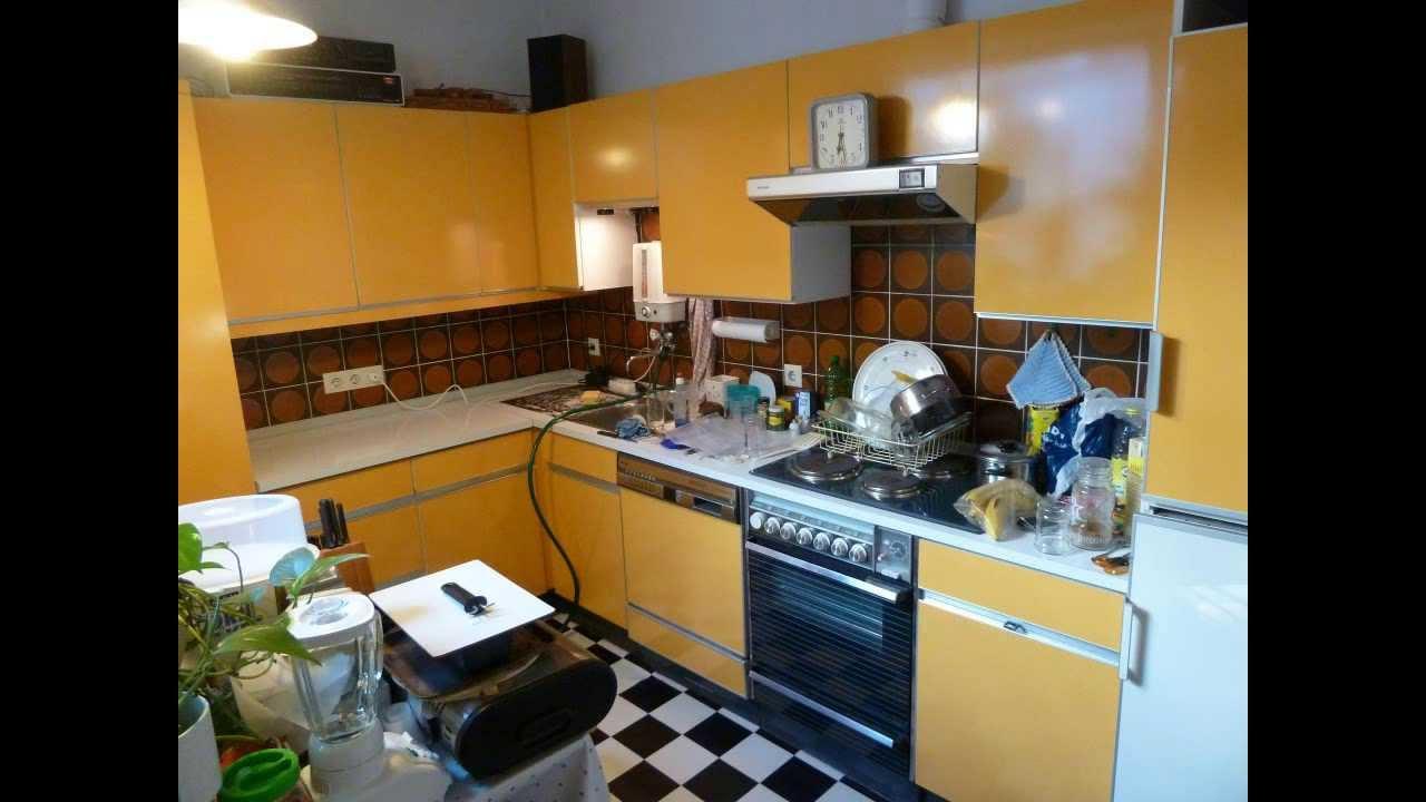 Kitchen Facelift Faucet Filter System 70er Jahre Küchenfliesen Update 2013 - 1970th ...