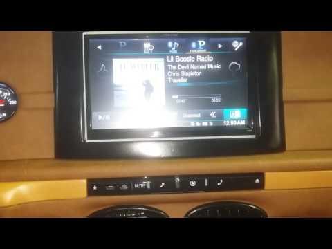 Custom Interior 92 Chevy Pickup