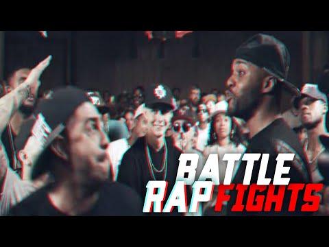 BATTLE RAP FIGHTS,
