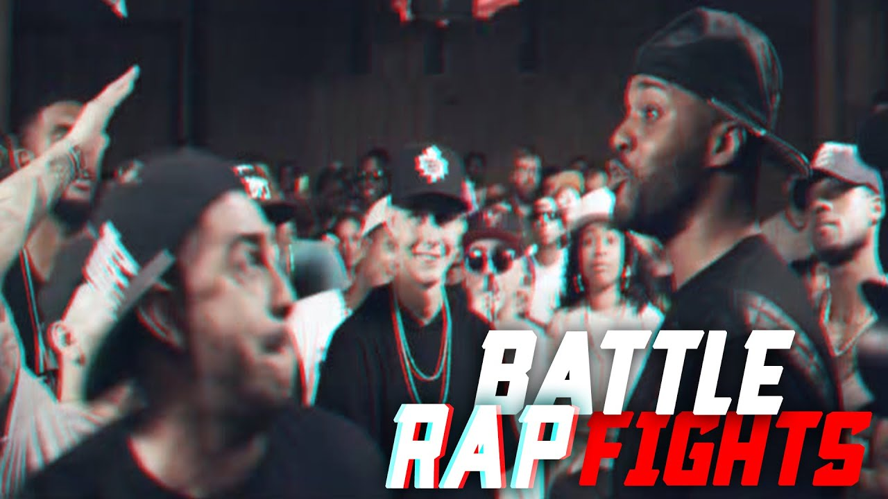 Download BATTLE RAP FIGHTS, SCUFFLES AND HEATED MOMENTS