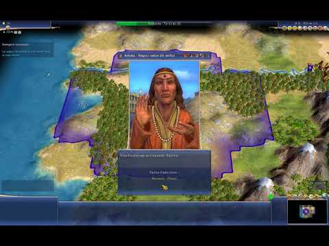 NEW game new chances! | Sid Meier's Civilization 4  Warlords #1 |