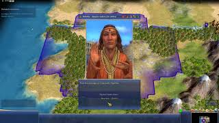 NEW game new chances! | Sid Meier's Civilization 4  Warlords #1