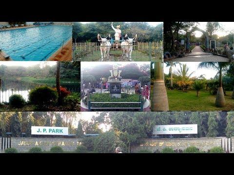 J P PARK BANGALORE || MUSICAL FOUNTAIN ||MATHIKERE