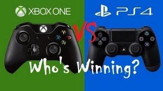 BF3 - 2 Minute topics: Xbox ONE vs PS4  (XBOX 360/PS3/PC)