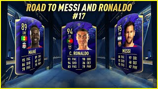 Packopening & TOTY: RELEASING nominees + our TEAM | FIFA 20 Road to Messi and Ronaldo #17