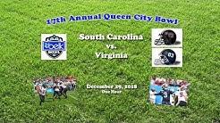 2018 Queen City Bowl (South Carolina v Virginia) One Hour