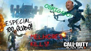 MELHORES KILLS BO3! - Especial 100 Inscritos!