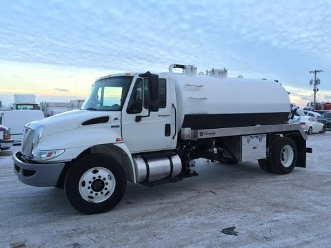 International DuraStar with Imperial 2,500 Gallon Septic Tank for Sale by  CarCo Truck