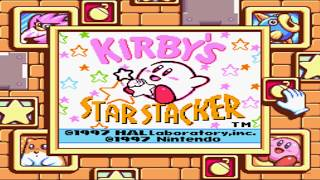 TAS (SGB) Kirby's Star Stacker