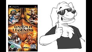 Doomed Dog: Untold Legends Brotherhood of the Blade