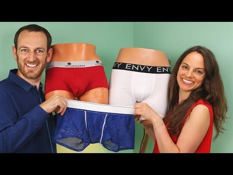 Männerwäsche - Das perfekte Geschenk für Deinen Freund