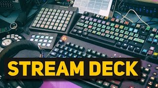 How I use my Elgato Stream Deck w/ my FULL PRODUCTION SUITE (Adobe, OBS, etc.)! 4k 60FPS Guide