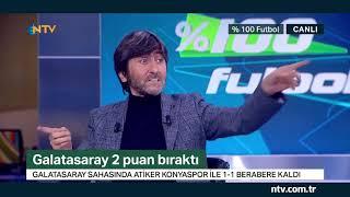 Rıdvan Dilmen: ''Öpse değil yalasa o formayı giyemezdi'' (23 Kasım 2018)