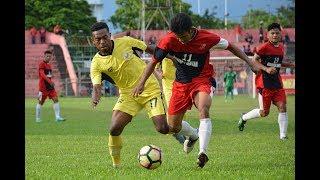 Semen Padang FC vs Batang Anai FC (5 0) 4 April 2018 di GHAS