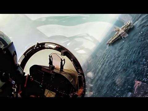 USS Enterprise Decommissioned • Goodbye Big E