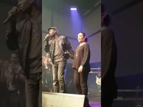 Wallen / Abd al Malik - Fin de concert (Gaîté Lyrique 2017)