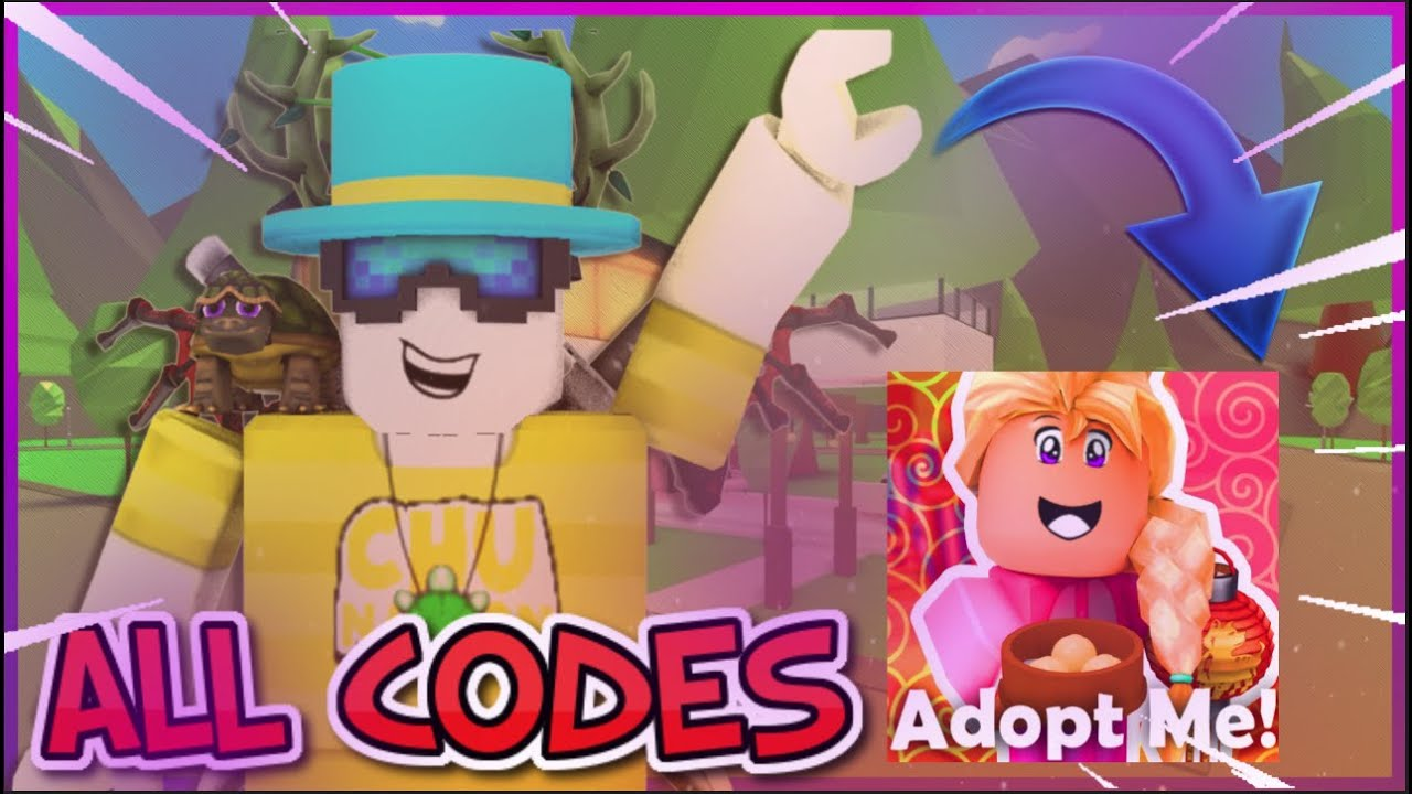 *NEW* ROBLOX ADOPT ME CODES! (WORKING JULY 2019)