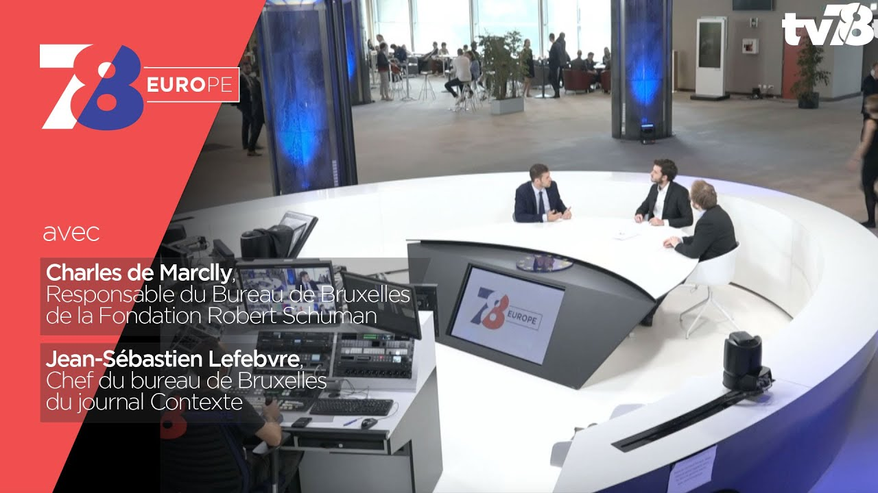 7/8 Europe – émission du 13 juillet 2018