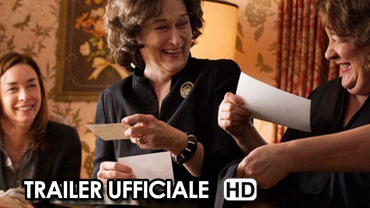 I segreti di Osage County Trailer Ufficiale Italiano (2014) Julia ...