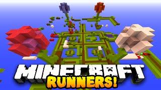 Minecraft  RUNNERS! 'CRAZY HACKER!' #3' - w/ PrestonPlayz & Kenny