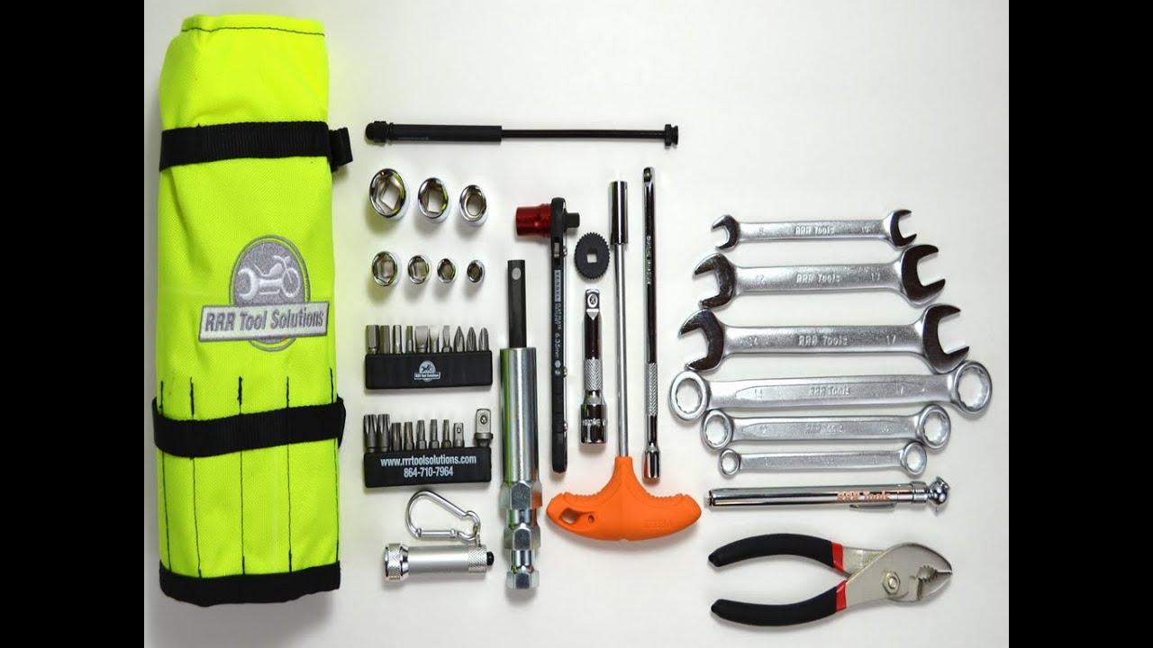 Harley Davidson Tool Set