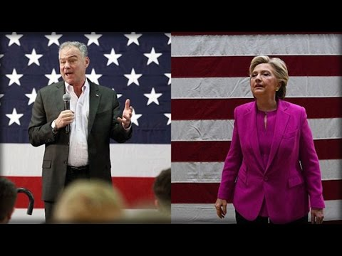 BREAKING: TIM KAINE JUST BETRAYED HILLARY! LOOK WHAT HE REVEALED ABOUT FBI TODAY