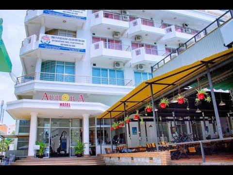 Видеозарисовка об отеле Aurora 2* в Нячанге