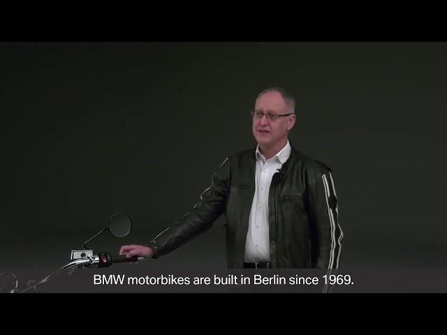 Lanzamiento BMW R 18. Declaraciones de Sepp Miritsch, Jefe de Air Cooled Boxer Series BMW Motorrad