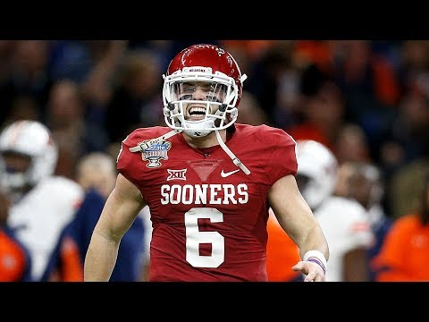 """Baker Mayfield Tribute """"The Greatest Ever"""""""
