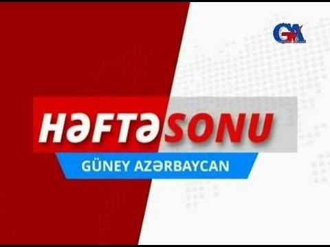 """GünazTv Feb.23.2014 """"Həftə Sonu"""" Tehran Azərbaycan dili ilə niyə mübarizə aparır ?"""