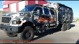 Built to Hunt Truck Giveaway