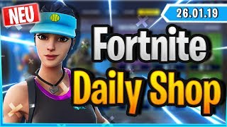 Fortnite Daily Shop *NEW* VOLLEY GIRL SKIN (26 January 2019)