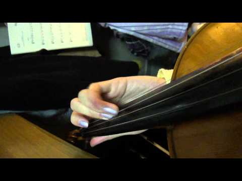 Rigaudon (violin only)
