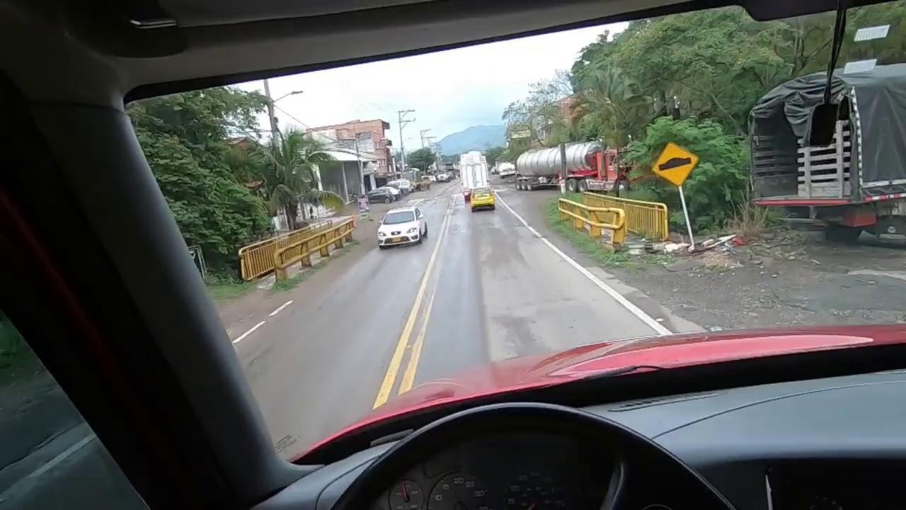 Sibate - Becerril recorrido en TRACTOCAMIÓN (capitulo 2) | Albeiro Leon