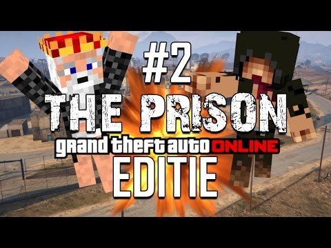 GTA Online DERP MOMENTS | THE PRISON EDITIE!! | #2