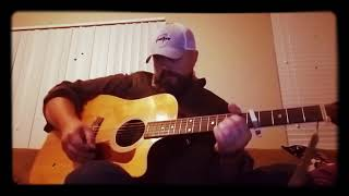 T. Houle covers Untangle My Mind by Chris Stapleton