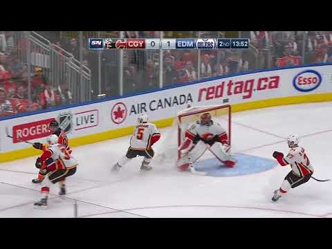 Calgary Flames vs Edmonton Oilers - October 4, 2017 | Game Highlights | NHL 2017/18