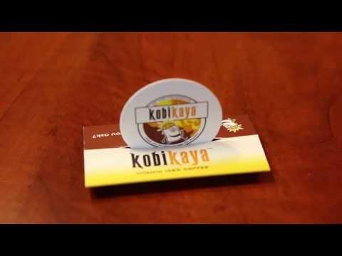 Pop Up business card - Cool Custom Printing