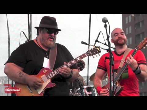 NICK MOSS BAND ◆This Is The End  8/6/16 Riverfront Blues Festival