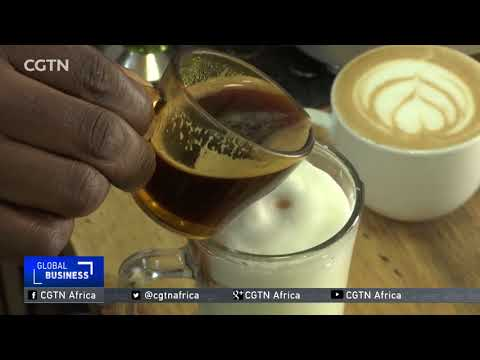 South African entrepreneur starts first black-owned coffee brand
