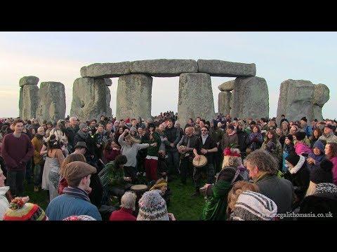 2018 Stonehenge Winter Solstice Celebrations | Megalithomania