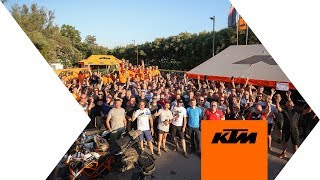 KTM ADVENTURE RALLY - Sardinia 2018 | KTM Full Length Feature