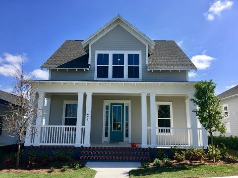 Winter Garden New Homes - Oakland Park by DreamFinders Homes - Savannah Model